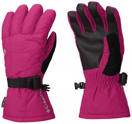 Columbia otroške rokavice Youth Whirlibird Glove Cactus Pink, roza, XS