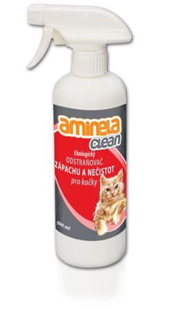 Aminela Ekologický odstraňovač zápachu pro kočky 500ml