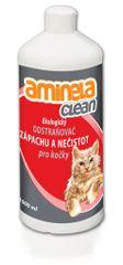 Aminela Ekologický odstraňovač zápachu pro kočky 1000ml