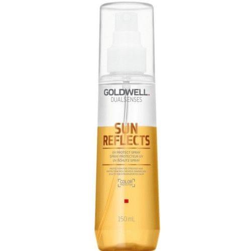 GOLDWELL Sprej na vlasy vystavené slunci Goldwell Sun Reflects (UV Protect Spray) 150 ml