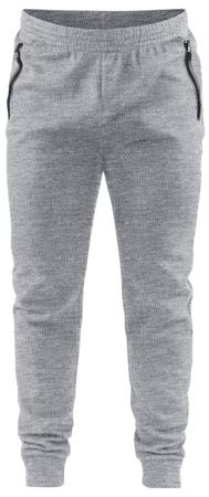 Craft moške hlače Emotion, XXL, svetlo sive