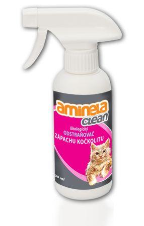 Aminela ekologiczny środek neutralizujący zapach kuwety 250 ml