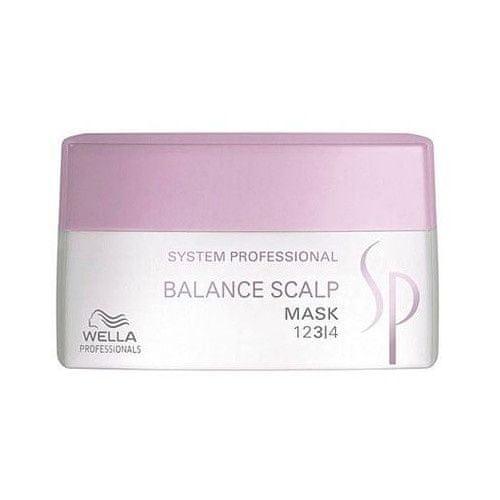 Wella Professional Regenerační maska na vlasy na citlivou pokožku hlavy SP Balance (Scalp Mask) (Objem 200 ml)
