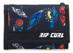 Rip Curl pánská černá peněženka Brush Stokes Surf