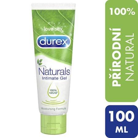 Durex Lubrikačný gél Natura l s (Intim Gel) 100 ml