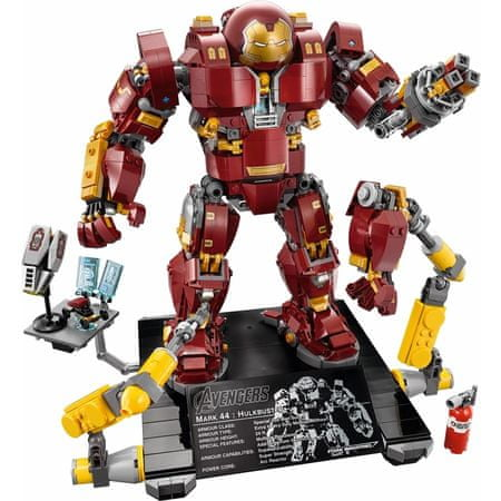 LEGO Super Heroes 76105 Hulkbuster: Hulkbuster: Ultron
