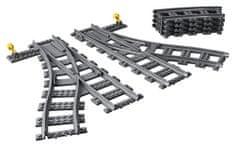 LEGO CITY 60238 Zwrotnice