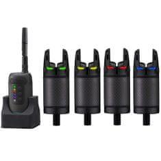 ProLogic Sada signalizátorů K3 Bite Alarm Set 4+1