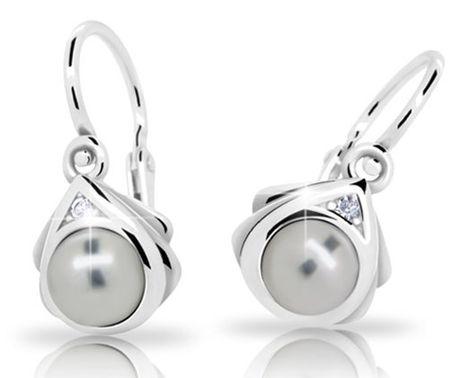 Cutie Jewellery Dětské náušnice C2398-10-C5-S-2 stříbro 925/1000