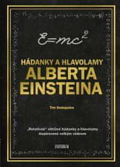 Dedopulos Tim: Hádanky a hlavolamy Alberta Einsteina