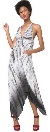 Desigual Dámske šaty Vest Estela 73V2WQ6 1000 (Veľkosť 40)