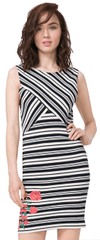Desigual Női ruha mellény Négy 72V2YG0 1000