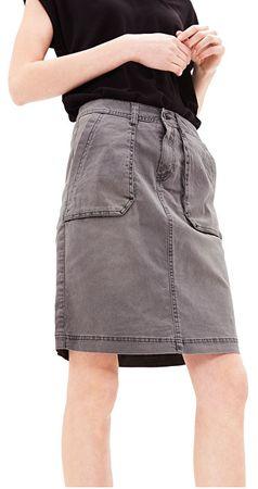s.Oliver Dámska krátka sukňa s vreckami (Veľkosť 36)