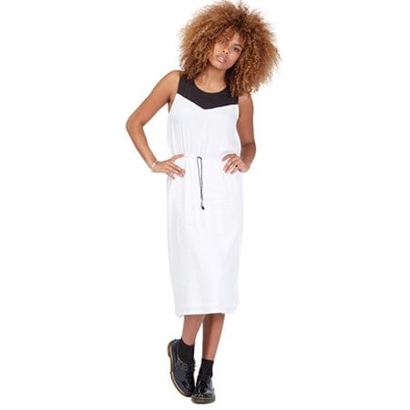 Volcom Šaty Get In Line B1311751-WHT (Veľkosť S)