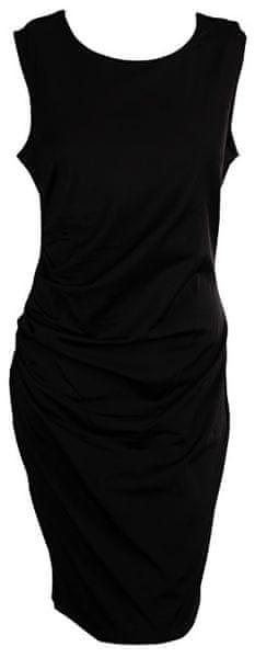 Smashed Lemon Dámské krátké šaty Black 17805 02 (Velikost XS) 3de0526464