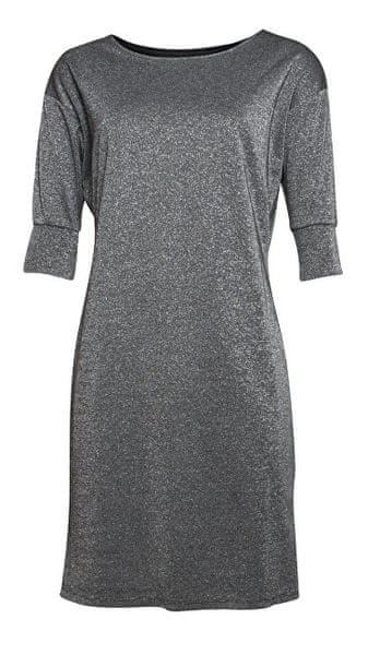 Smashed Lemon Dámské krátké šaty Silver 170026 22 (Velikost XS) 354258e670
