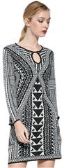 Desigual Női ruha mellény Hayley 17WWVF21 1001