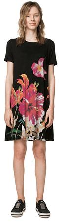 Desigual Vest Aristo női ruha 18SWVK05 2000 (méret M)