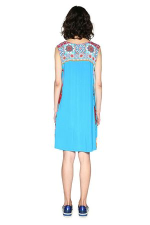 Desigual Dámske šaty Vest Dario 18SWVK69 5126 (Veľkosť M)  e1332109acd