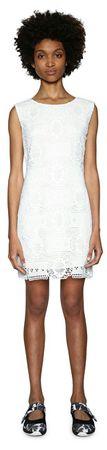 Desigual Dámske šaty Vest Liliana 18SWVWAH 1000 (Veľkosť 40)