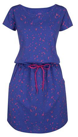Loap Dámske šaty Amber Rl Blue CLW1836-M33X (Veľkosť S)