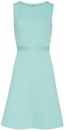 Smashed Lemon Dámské krátké šaty Turquoise 18250/10 (Velikost XS)