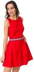 Heavy Tools Dámské šaty Viral S18-196 Red