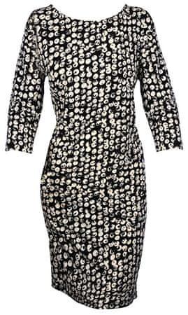 Smashed Lemon Dámske krátke šaty 17350/05 (Veľkosť S)