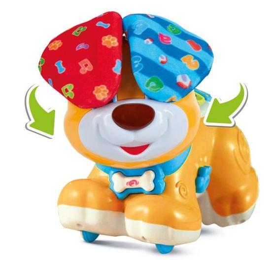 Clementoni Interaktívny psík CZ verzia - zánovné
