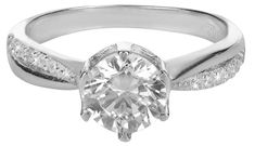 Brilio Silver Strieborný zásnubný prsteň 426 158 00111 04 - 2,30 g striebro 925/1000