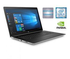 HP prenosnik ProBook 470 G5 i5-8250U/8GB/SSD256GB+1TB/17,3FHD/GF930MX/W10H (4WU53ES)
