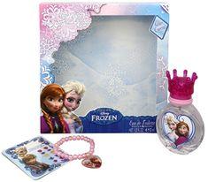 EP Line Disney Frozen - EDT 30 ml + nalepovací náušnice + náramek