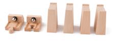 Woody Rozšířený set kolejí zarážky s magnetem