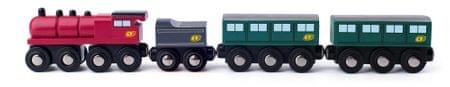 Woody lokomotywa parowa