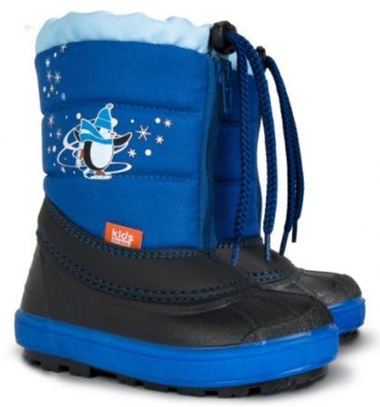 Demar Detské snehule Kenny A 20-21 modré