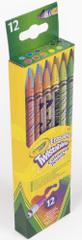 Crayola 12 ks twist pastelek gumovatelných