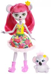 Mattel Enchantimals Bábika Karina a panda