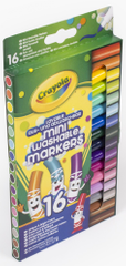 Crayola 16 mini super fixů