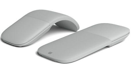 Microsoft Surface Arc Mouse, šedá (CZV-00006)