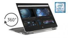 HP prenosnik ZBook x360 Studio G5 i7-8850H/16GB/SSD512GB/15,6UHD/P1000/W10P (2ZC61EA)