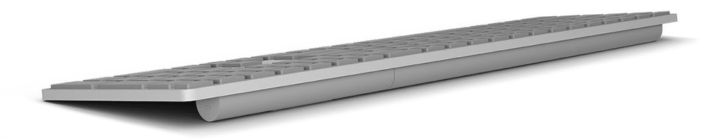 Microsoft Surface Keyboard Sling, šedá (WS2-00021)