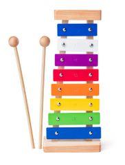 Woody Kovový xylofon
