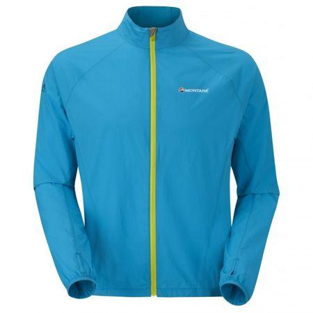 Montane Featherlite Trail Jacket Blue - L