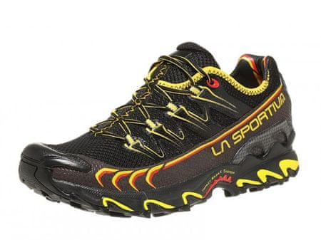 La Sportiva Ultra Raptor Black/Yellow - 45.5