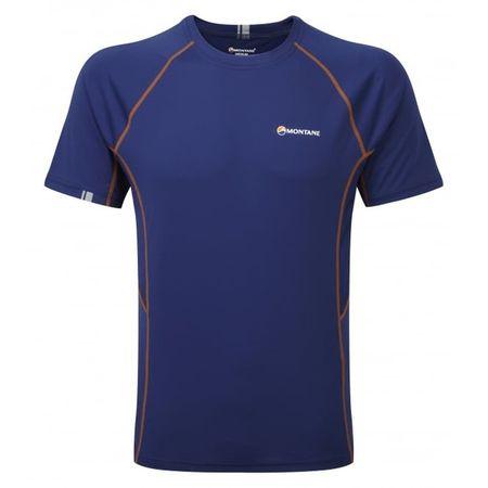 Montane Sonic T-Shirt Antarctic Blue - L