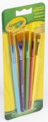 Crayola Sada 5 speciálních štětců