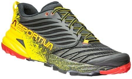 La Sportiva Akasha Black/Yellow - 46.5