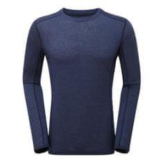 Montane Primino 140g LS T-Shirt Blue