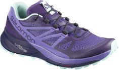 Salomon SALOMON SENSE RIDE W Purple
