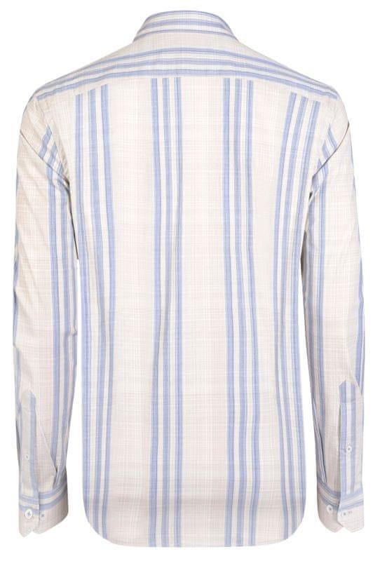 ... 2 - FELIX HARDY pánská košile XXL béžová ... 17542ddb79